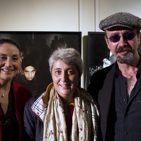 11-Vernissage exposition Le Cri du silence