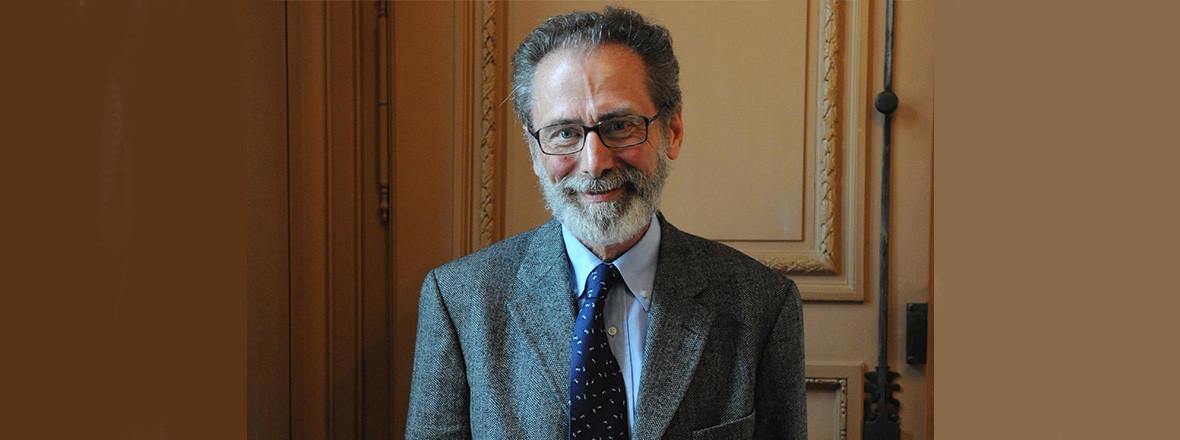 Le mathématicien Yves Meyer