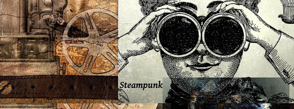 Atelier plastique steampunk