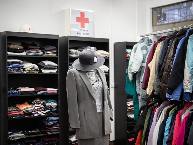Vestiboutique de la Croix-Rouge