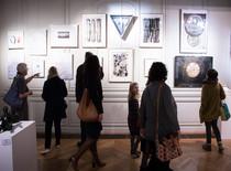 Vernissage du 39e salon de l'Art à Fontenay