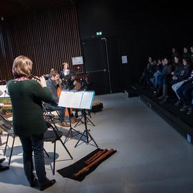Concert pédagogique