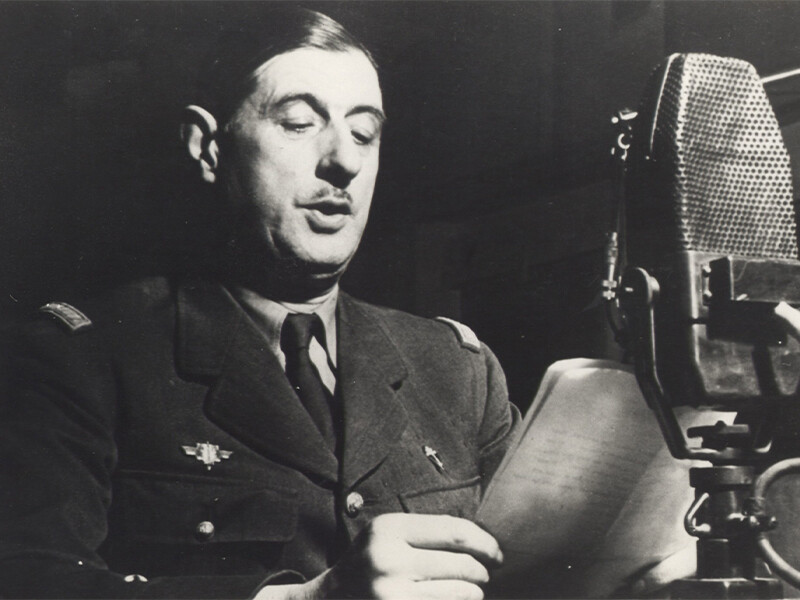 De Gaulle : de l'Appel à la Libération (1939-1945)