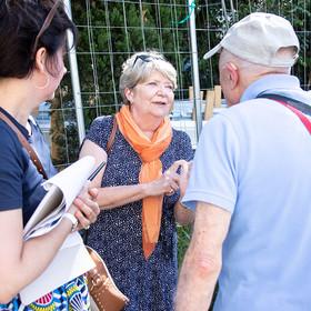 Diagnostic en marchant du quartier Pervenches-Val Content du 20 juin 2018