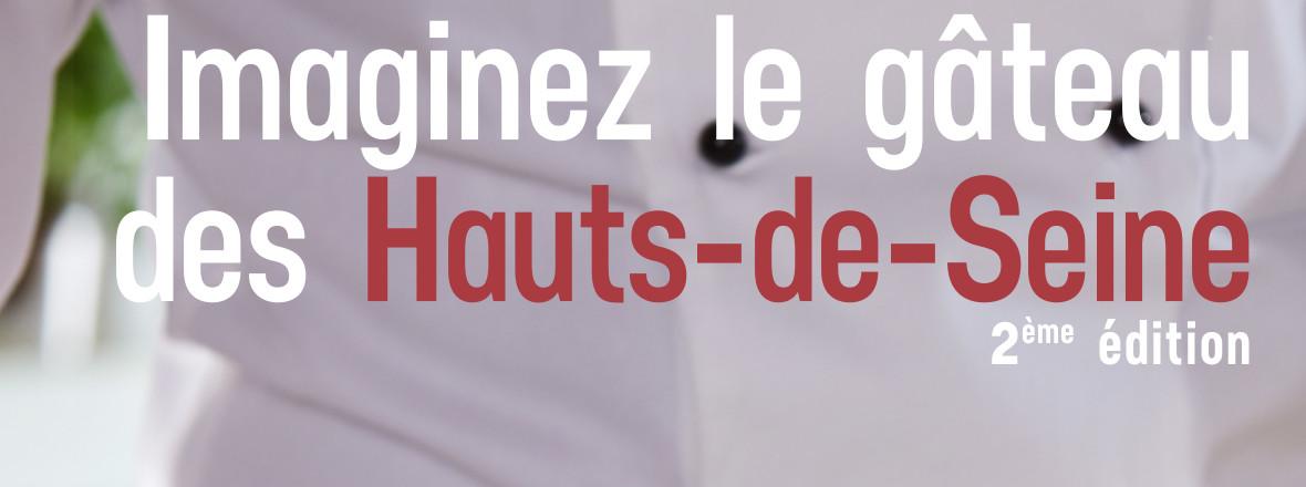 """2e édition du concours """"Imaginez le gâteau des Hauts-de-Seine"""""""