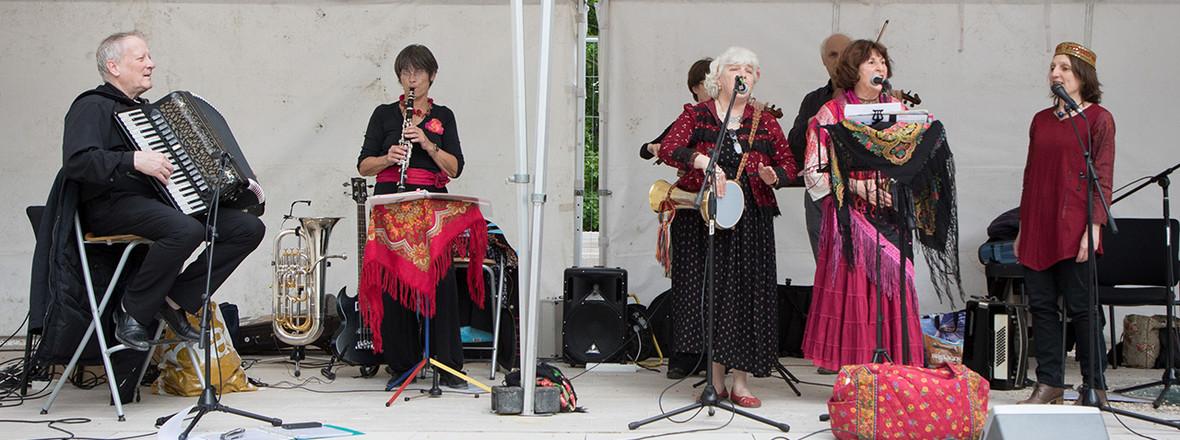 Concert du groupe Yago