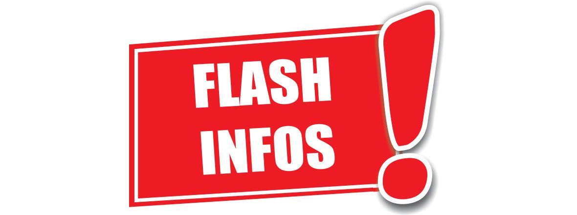 Flash infos COVID-19