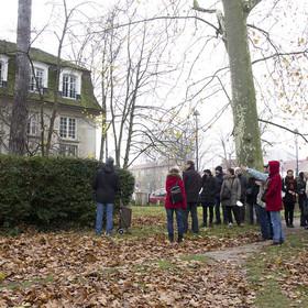 Balade urbaine - Projet d'aménagement de la place du Général de Gaulle