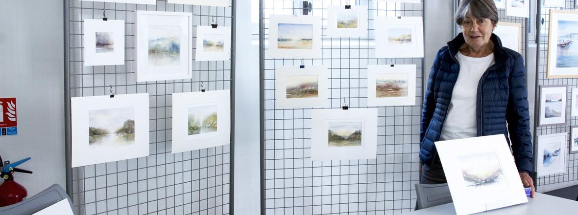 Portes ouvertes des ateliers d'artistes 2017