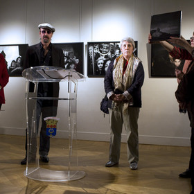 08-Vernissage exposition Le Cri du silence