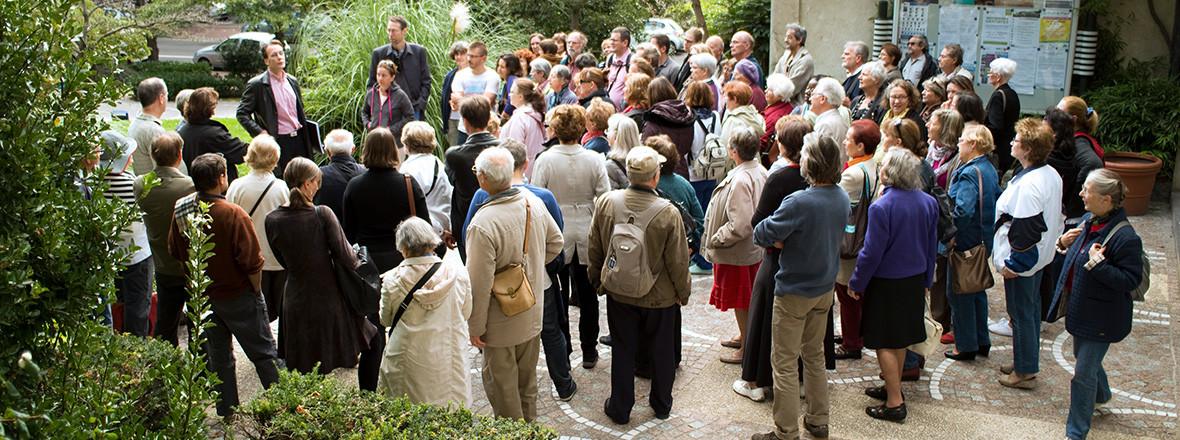Promenade commentée des archives lors des Journées européennes du Patrimoine