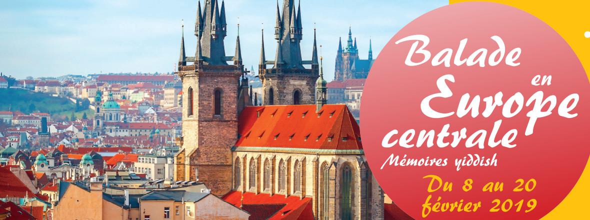 Balade en Europe centrale