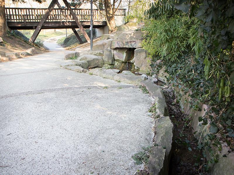 Sentier du clos des chevillons