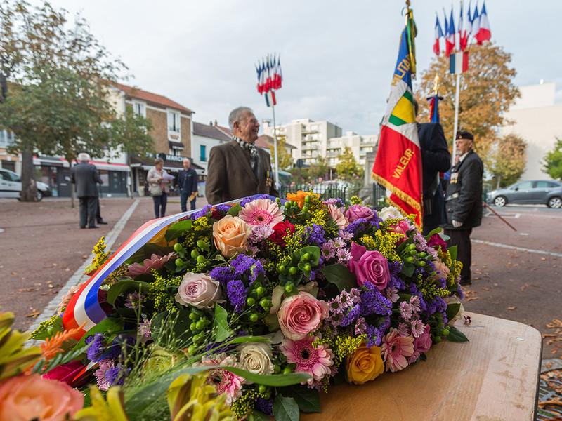 Commémoration en hommage aux Harkis en 2017