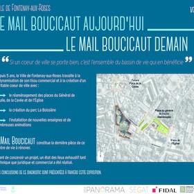 01-Exposition sur le mail Boucicaut