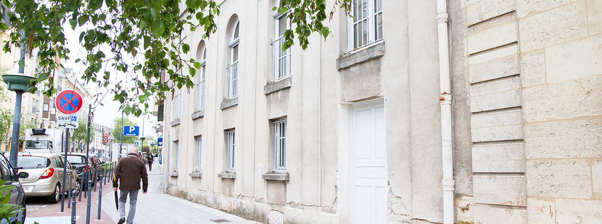 Salle du Château Sainte Barbe
