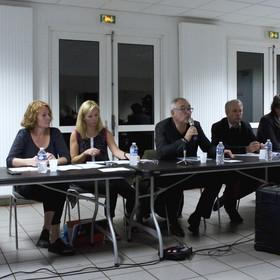 Réunion publique du 18 octobre 2017 sur l'aménagement de la place du Général de Gaulle
