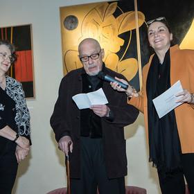 Vernissage exposition Saintgery et Audfray