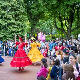 Carnaval Fe ete de la ville BDF C.VOISIN-33