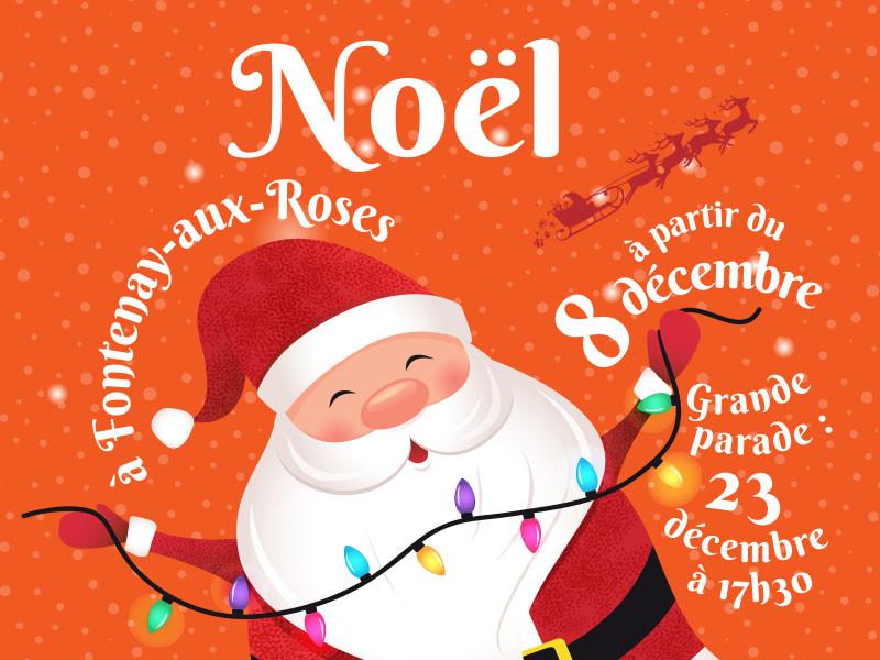 Noël 2018 à Fontenay-aux-Roses