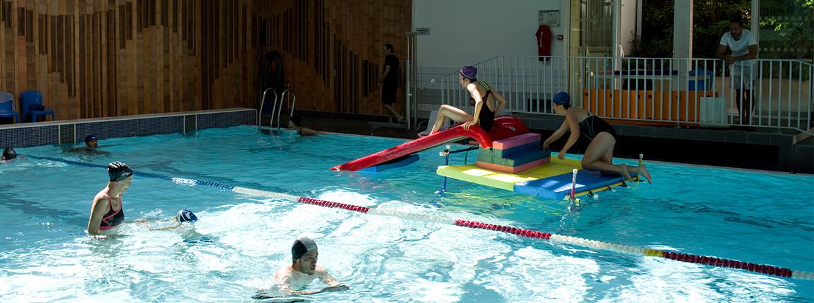Activités aquatiques lors de Fontenay Eté Sports