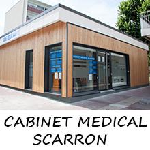Cabinet médical Scarron