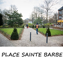 Place Sainte Barbe